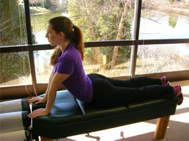 chiropractic exercises for faster healing